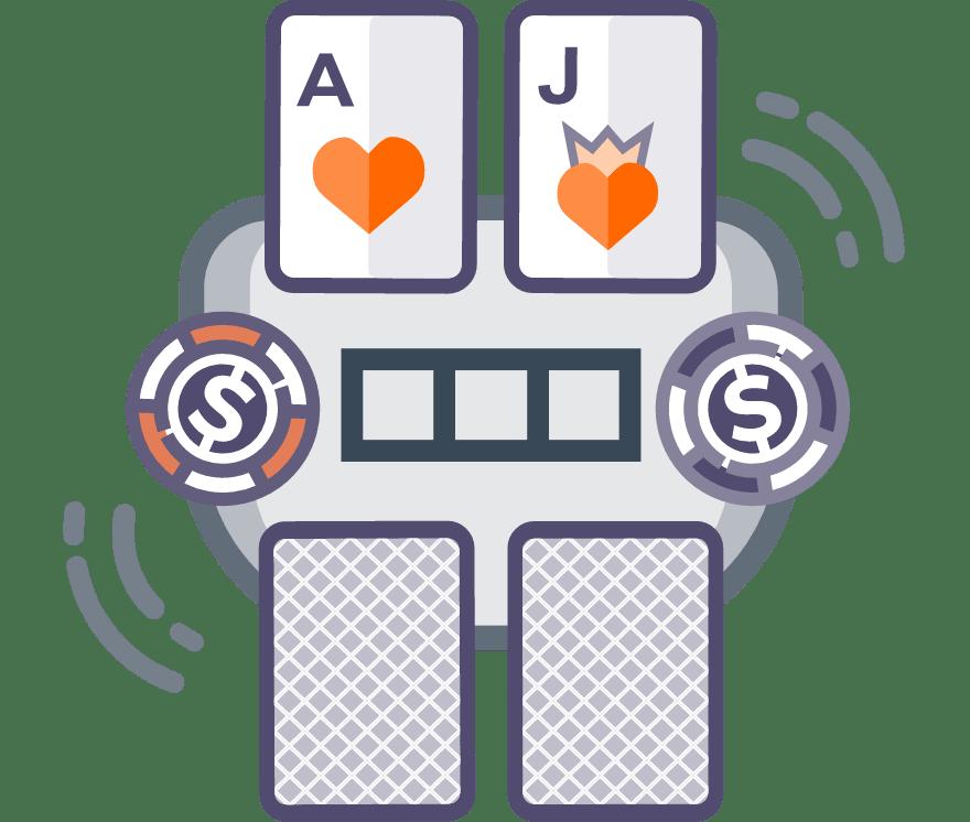 Meilleurs casinos en ligne pour jouer au Holdem de casino en direct