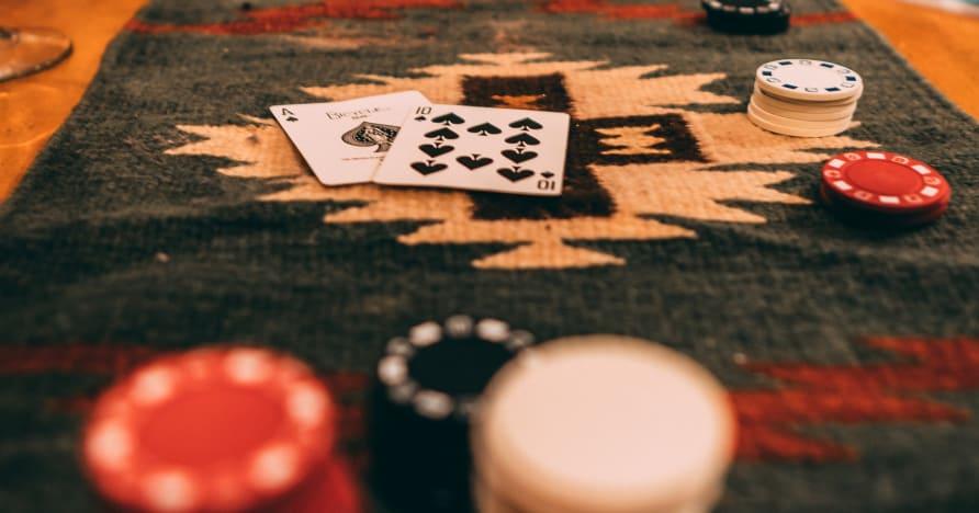 Compétences en gestion de l'argent au blackjack