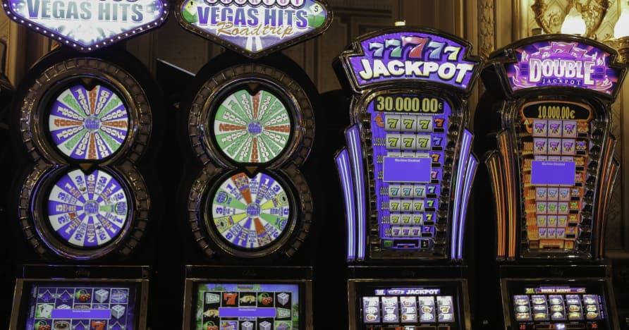 Top 10 des plus gros jackpots