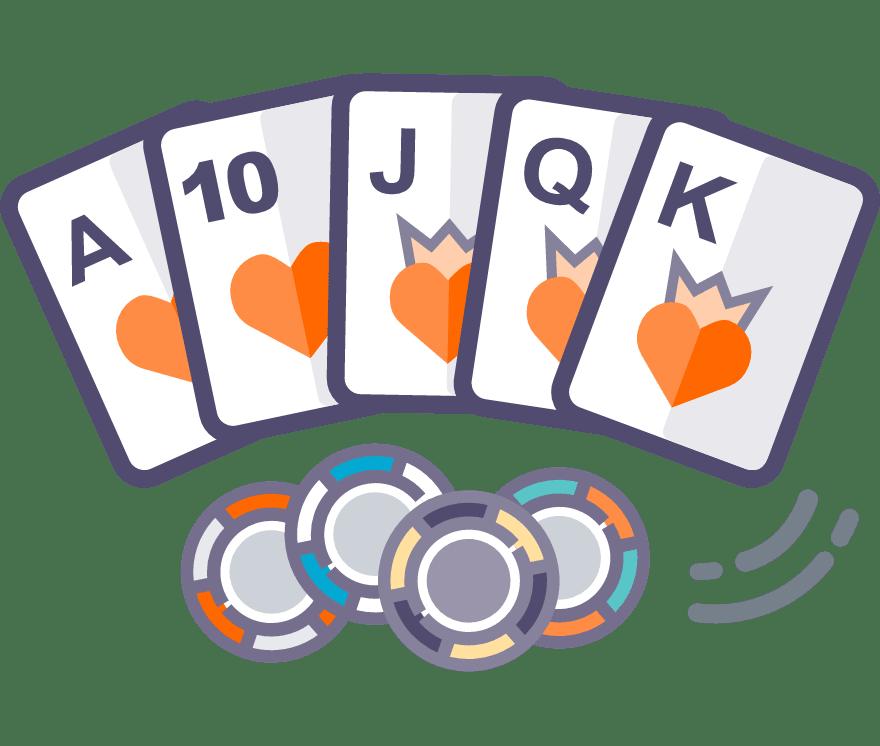 Jouez au Texas Hold'em en direct en ligne