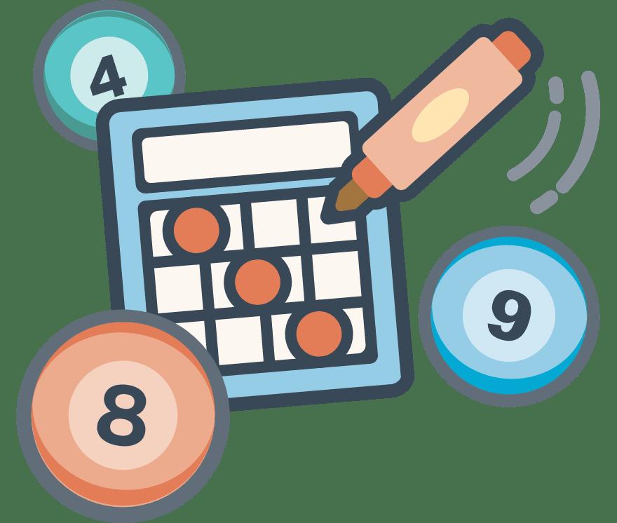 Jouez au bingo en direct en ligne